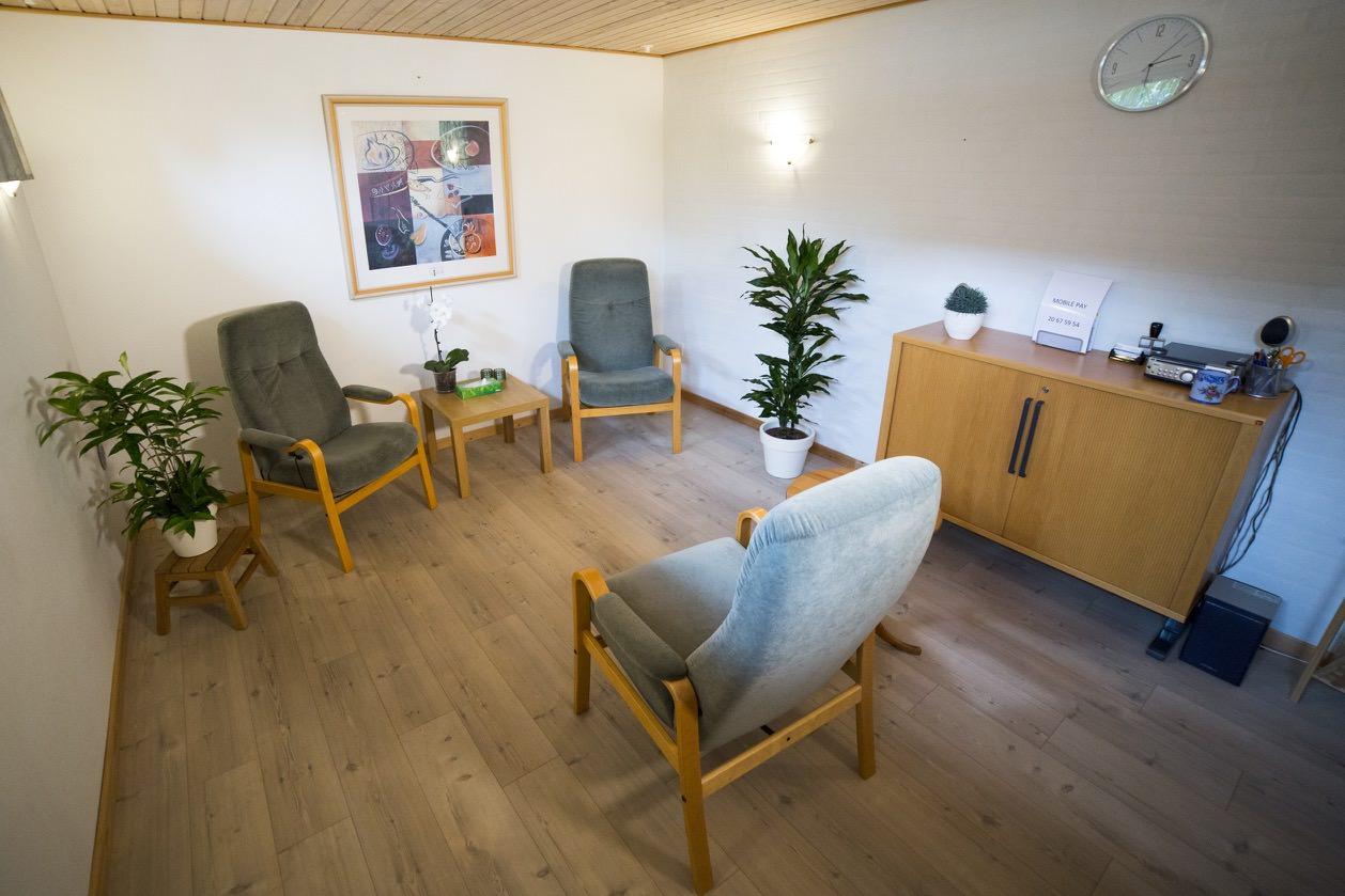 SydjyskParterapi klinikken i Vejen